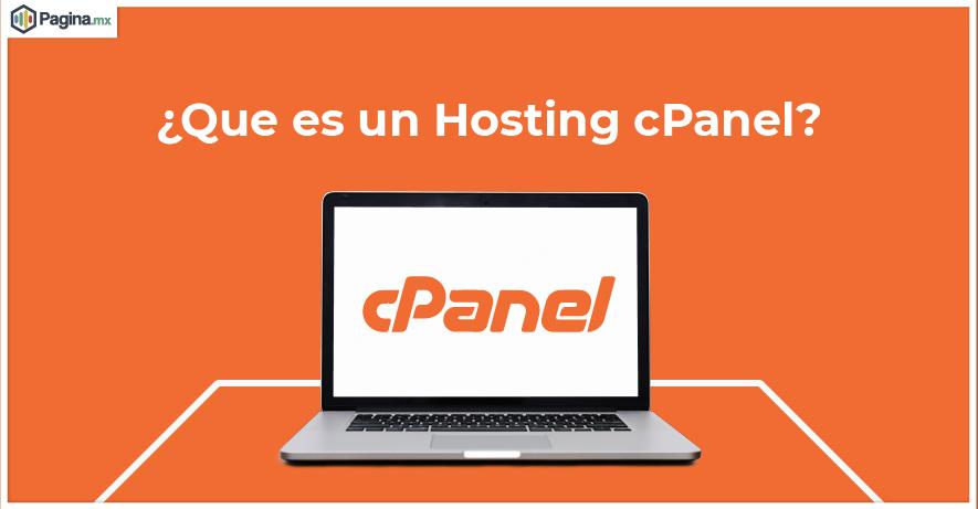 ¿Qué es un Hosting cPanel?