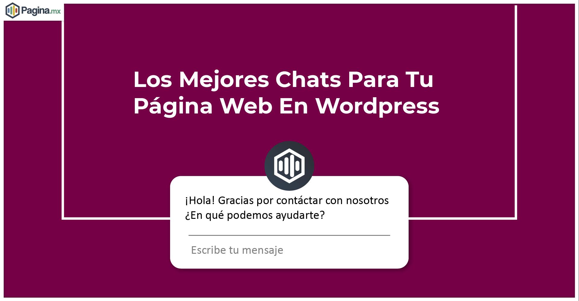 Los mejores chats para tu Página Web en Wordpress