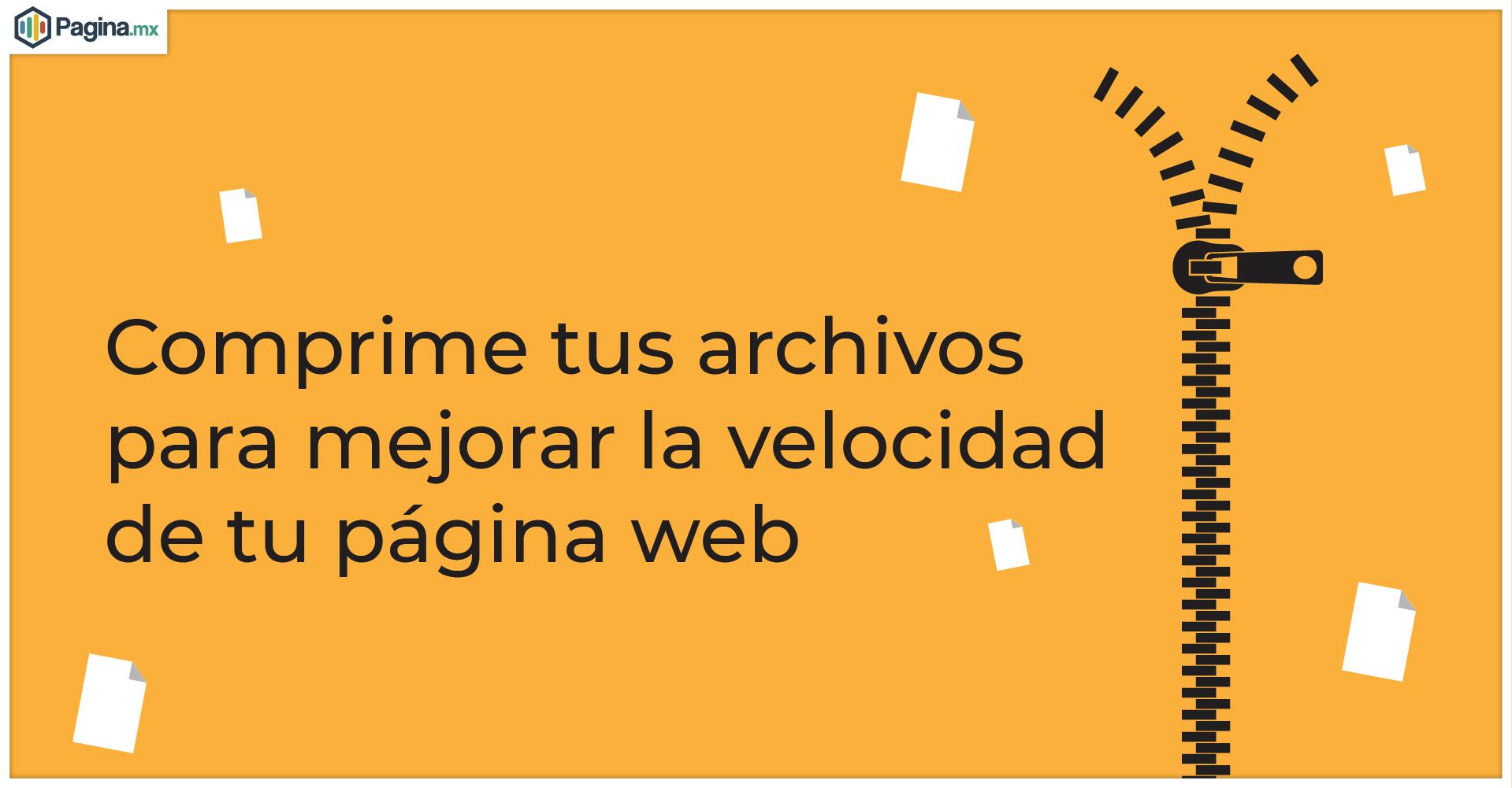 Comprime Archivos Para Aumentar La Velocidad De Tu Sitio Web